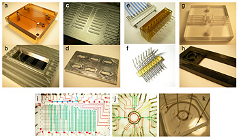 Microfluidic projects